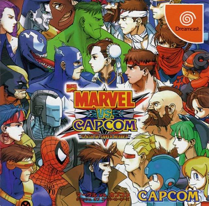 <i>Marvel vs. Capcom: Clash of Super Heroes</i> 1998 video game