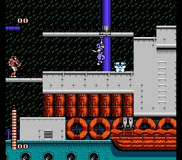 Les jeux méconnus de la NES / Famicom NesShadowOfTheNinja