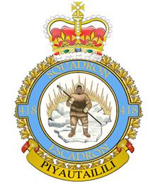 No. 418 Squadron RCAF