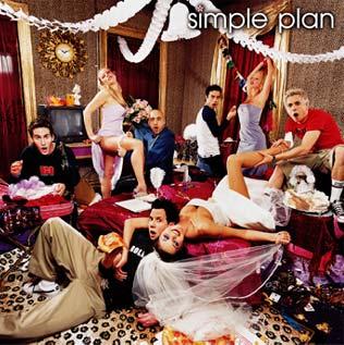 <i>No Pads, No Helmets...Just Balls</i> 2002 studio album by Simple Plan