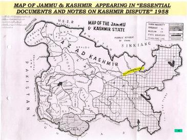 Old Map Showing Siachen as Part of Pakistan.jpg