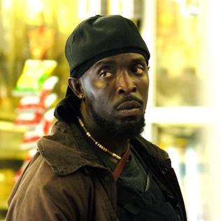Omar Little Character from The Wire