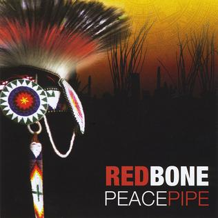 <i>Peace Pipe</i> (Redbone album) 2005 studio album by Redbone