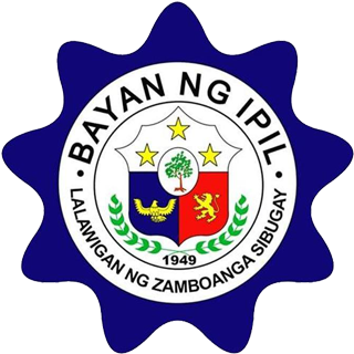 Official seal of Ipil
