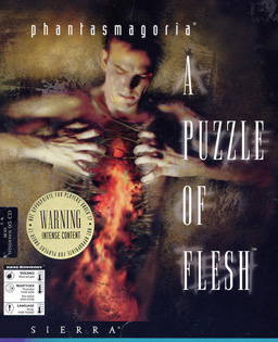 Picture of a game: Phantasmagoria: A Puzzle Of Flesh