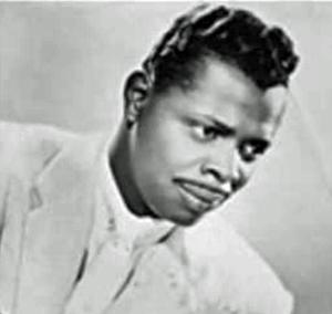 Harold Burrage American singer