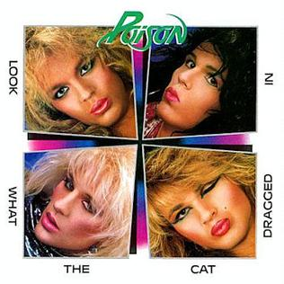 <i>Look What the Cat Dragged In</i> 1986 studio album by Poison