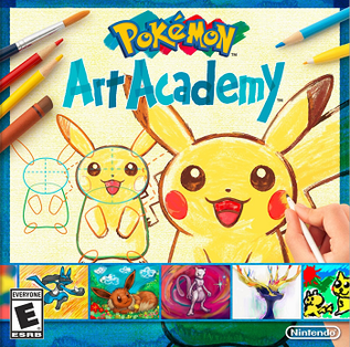 <i>Pokémon Art Academy</i>