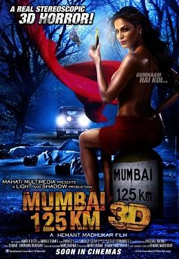 Mumbai 125 KM (2014) SL DM - Karanvir Bohra, Vedita Pratap Singh, Joey Debroy, Vije Bhatia, Veena Malik