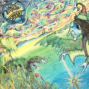 <i>Pungent Effulgent</i> 1989 studio album by Ozric Tentacles