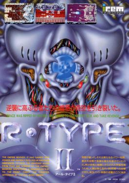 New Playstation 5 >> R-Type II - Wikipedia