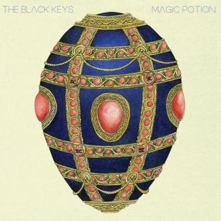 <i>Magic Potion</i> (album) 2006 studio album by The Black Keys