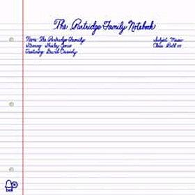 <i>The Partridge Family Notebook</i> 1972 studio album by The Partridge Family