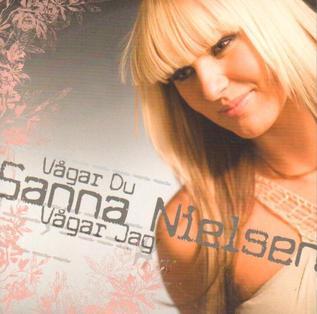 Vågar du, vågar jag 2021 single by Sanna Nielsen