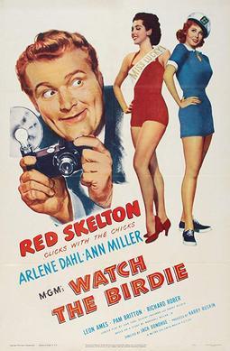 Watch the Birdie (1950 film) - Wikipedia