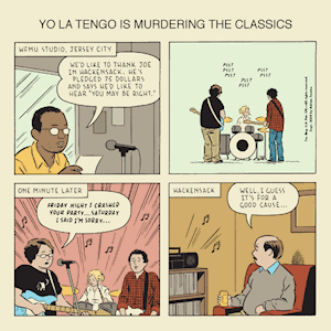 <i>Yo La Tengo Is Murdering the Classics</i> compilation album by Yo La Tengo