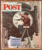 Norman Rockwell Saturday Evening Post 1945-11-03