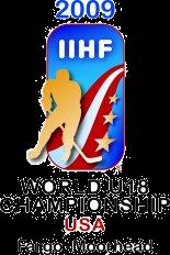 2009 IIHF World U18 Championships