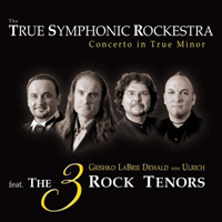 <i>Concerto in True Minor</i> album by True Symphonic Rockestra