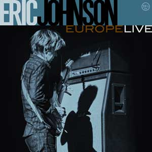 <i>Europe Live</i> 2014 live album by Eric Johnson