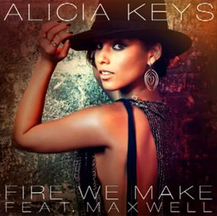 Alicia Keys - Fire We Make