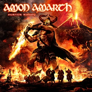 <i>Surtur Rising</i> 2011 studio album by Amon Amarth