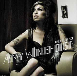 Back to Black (song) original song written and composed by Amy Winehouse, Mark Ronson