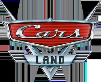 Cars Logo Images File Cars Land logo png