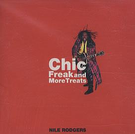 <i>Chic Freak and More Treats</i> 1996 studio album by Chic