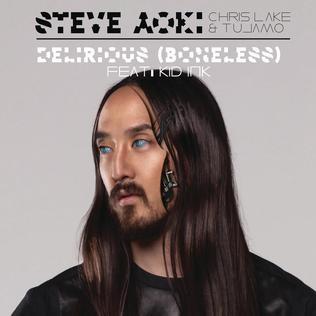 Steve Aoki, Chris Lake and Tujamo featuring Kid Ink — Delirious (Boneless) (studio acapella)