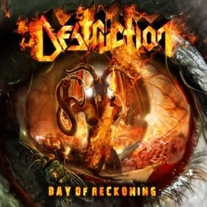 Day Of Reckoning Destruction Album Wikipedia