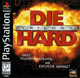 Image result for die hard playstation