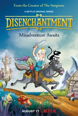 Disenchantment Tv Series Wikiwand