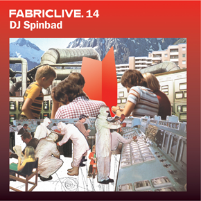 <i>FabricLive.14</i> 2004 compilation album by DJ Spinbad
