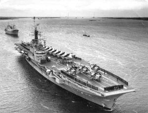HMS Centaur (R06) - Wikipedia