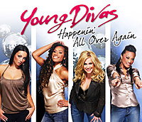 Young Divas - Happenin' All Over Again (studio acapella)