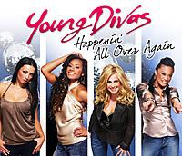 Young Divas — Happenin' All Over Again (studio acapella)