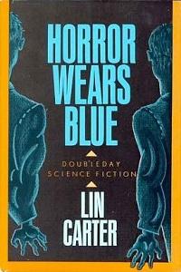 <i>Horror Wears Blue</i> Science fiction novel