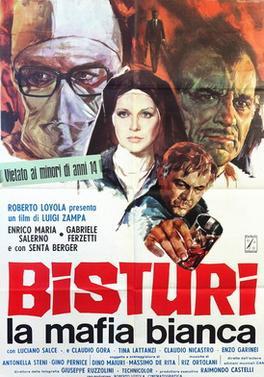 Riz Ortolani - Bisturi La Mafia Bianca (Colonna Sonora Del Film)