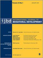 <i>International Journal of Behavioral Development</i> journal