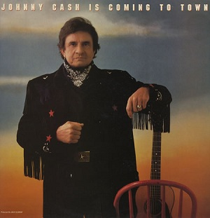 <i>Johnny Cash Is Coming to Town</i> 1987 studio album by Johnny Cash