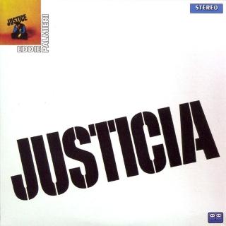 <i>Justicia</i> (album) 1969 studio album by Eddie Palmieri