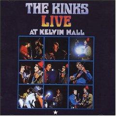 <i>Live at Kelvin Hall</i> 1967 live album by The Kinks