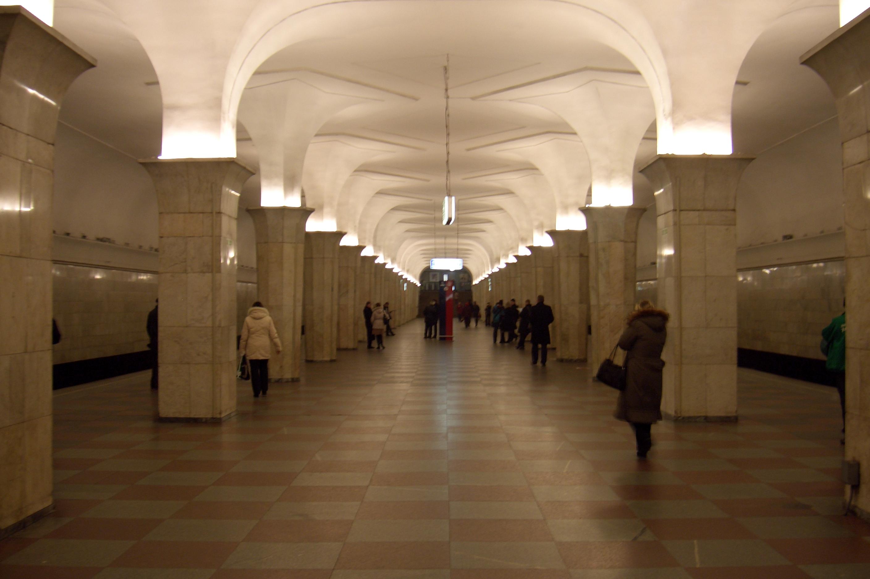 Najpoznatije svetske arhitekte Kropotkinskaya_Moscow_Metro