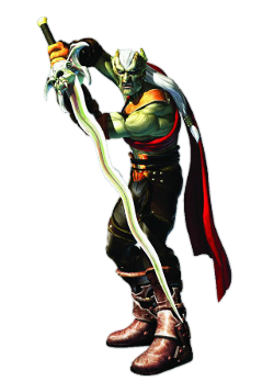 Kain in Legacy of Kain: Defiance.