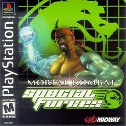 <i>Mortal Kombat: Special Forces</i>