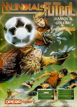 Mundial de Futbol cover