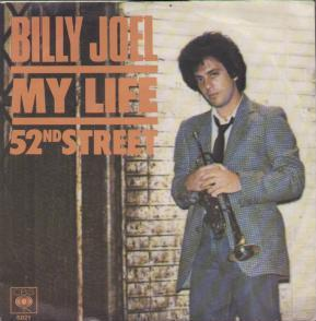 Billy Joel — My Life (studio acapella)