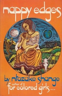 <i>nappy edges</i> book by Ntozake Shange