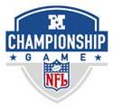 NFC Championship Game logo, 2001–2005